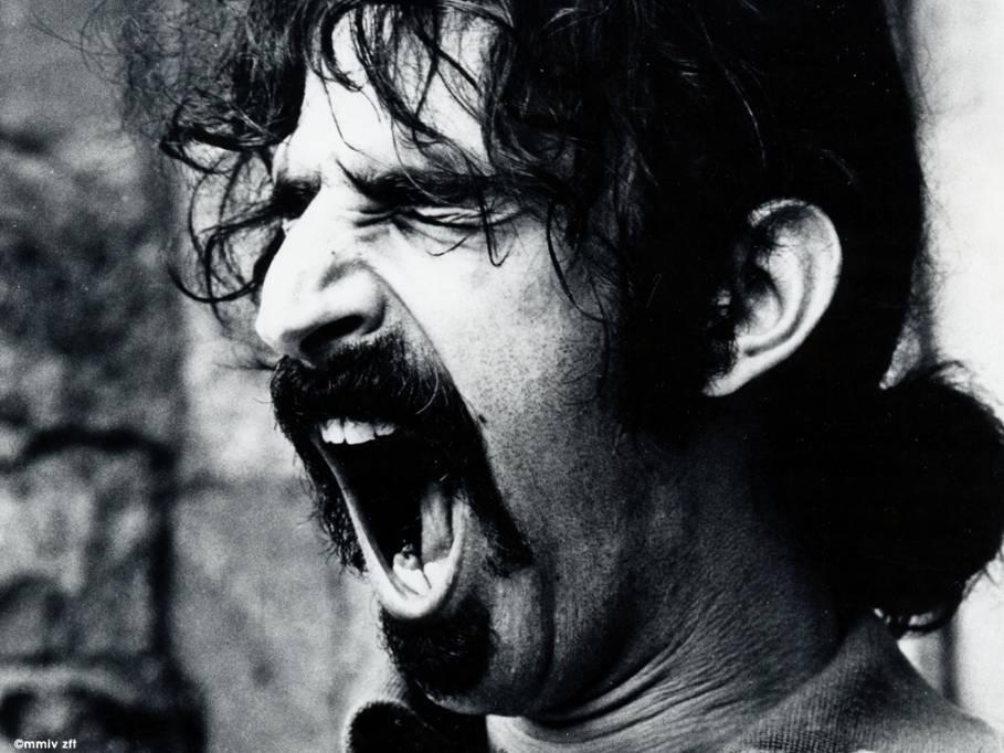 Frank Zappa © zft