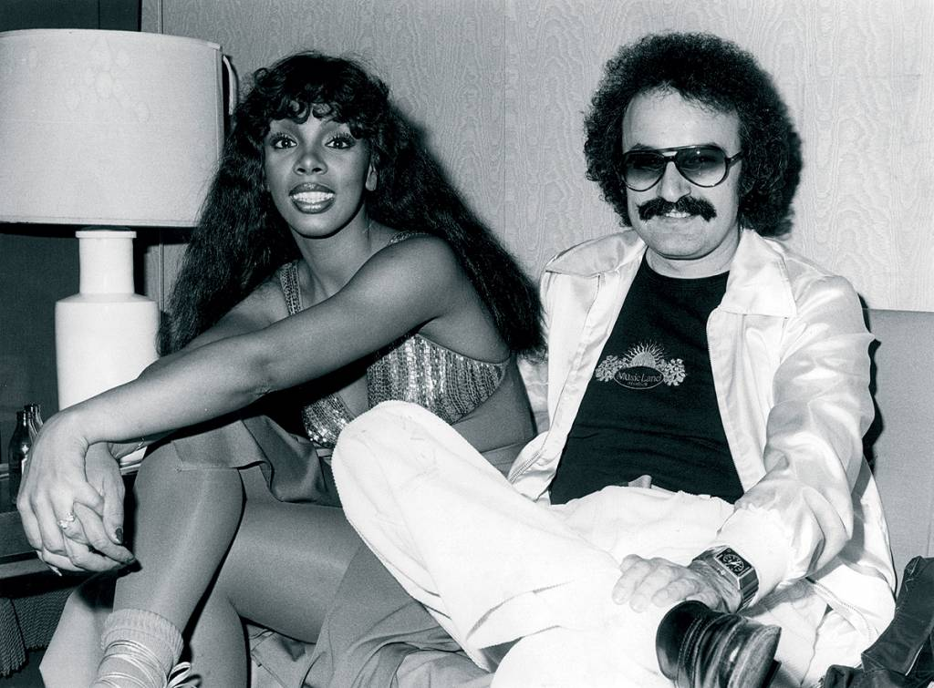 Donna Summer et Giorgio Moroder
