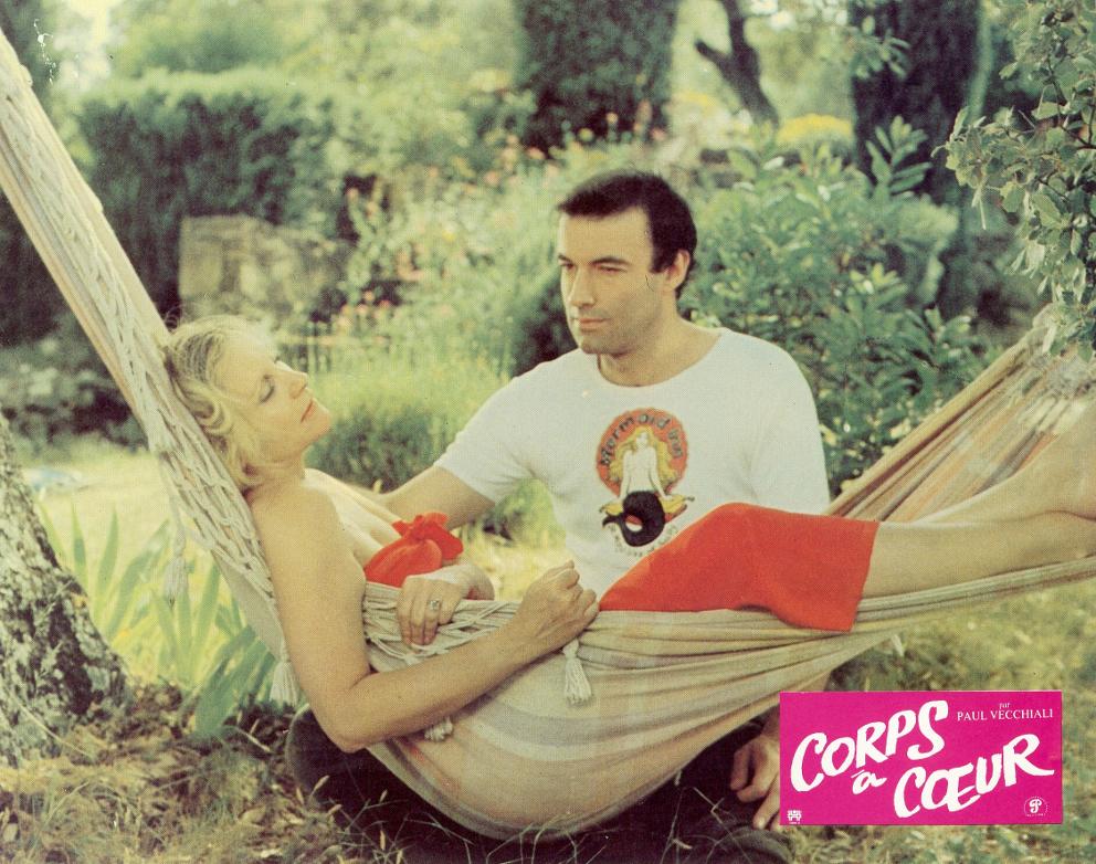 Corps à coeur - Paul Vecchiali_collections La Cinémathèque de Toulouse
