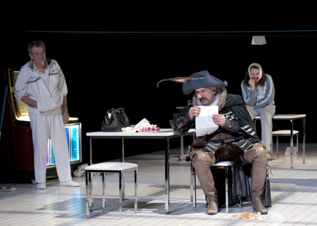 Cyrano de Bergerac_Dominique Pitoiset - photo Brigitte Enguérand