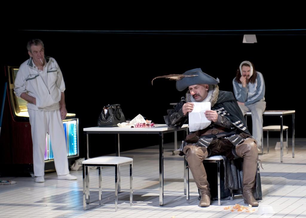 Cyrano de Bergerac_Dominique Pitoiset - photo Brigitte Enguérand