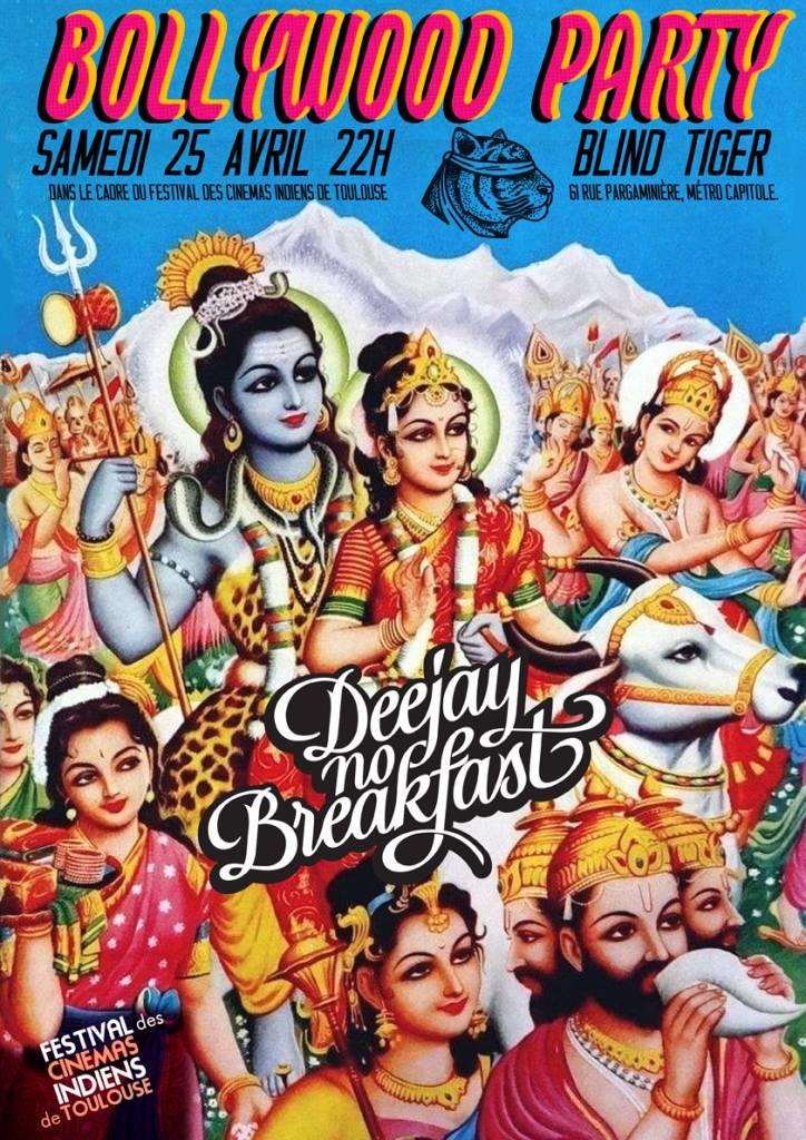 DJ No Breakfast - Bollywood Party