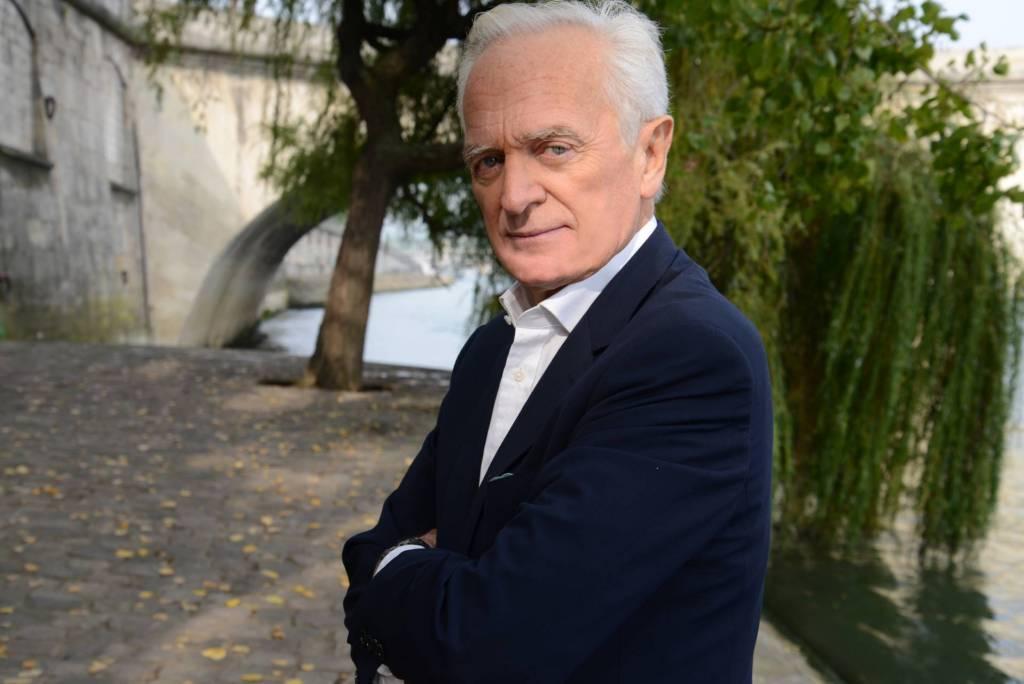 Philippe Labro © C. Hélie