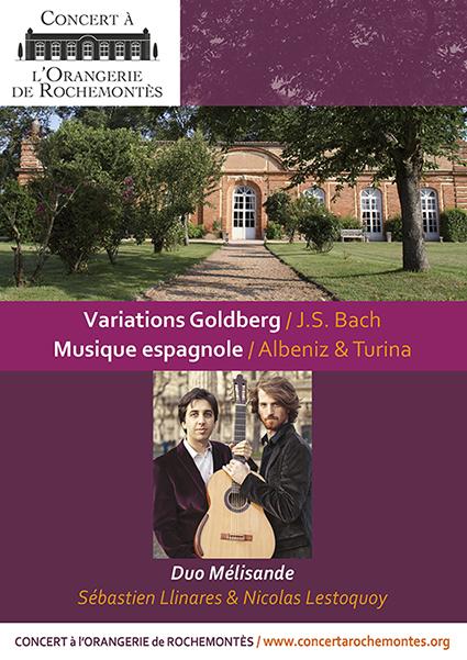 DVD jaquette- Rochemontes-Duo Melisande