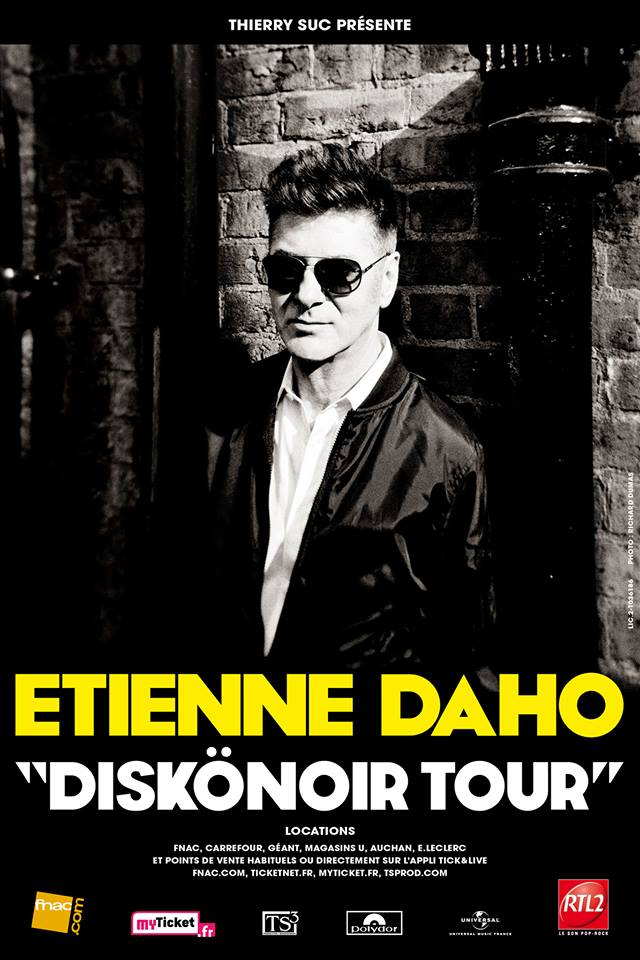 Etienne Daho Tour