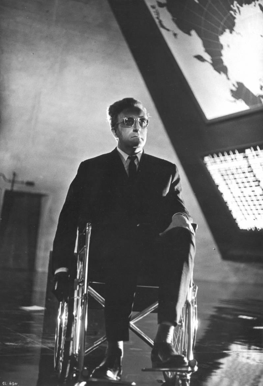 Docteur Folamour - Stanley Kubrick_collections La Cinémathèque de Toulouse