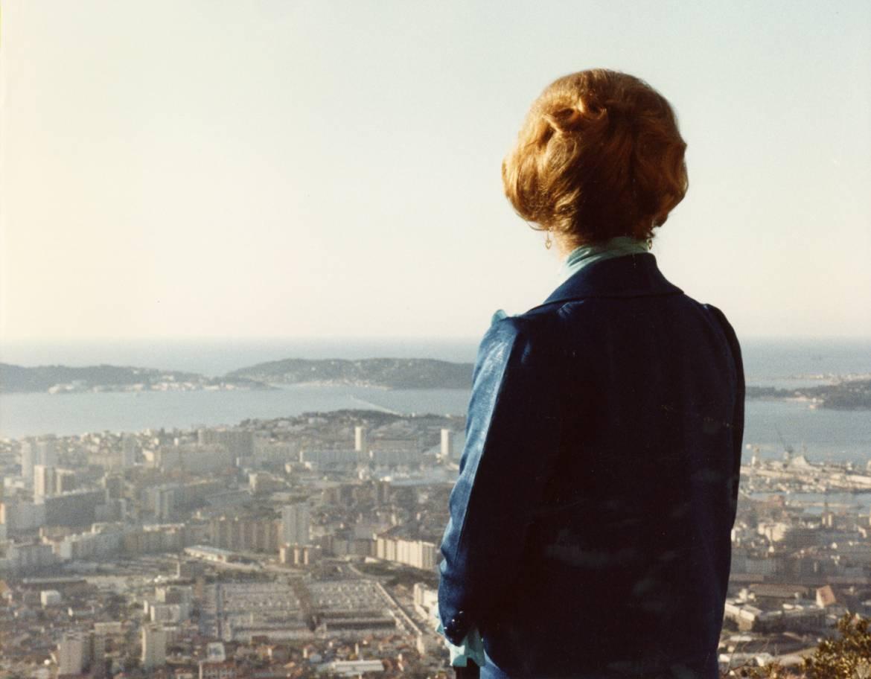 En haut des marches - Paul Vecchiali_collections La Cinémathèque de Toulouse