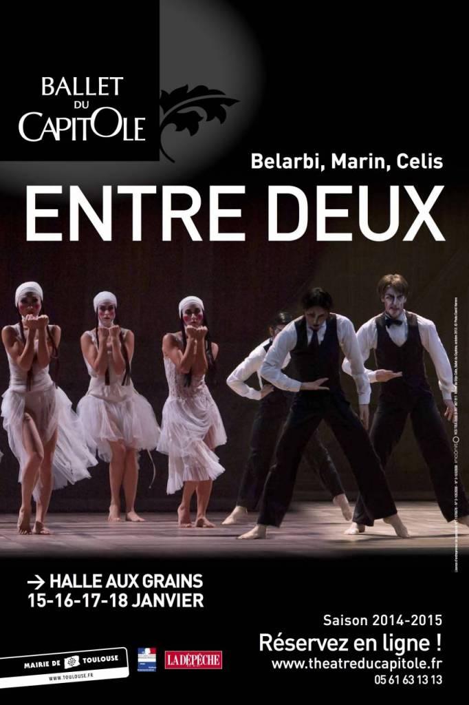 Ballet du Capitole - Entre deux