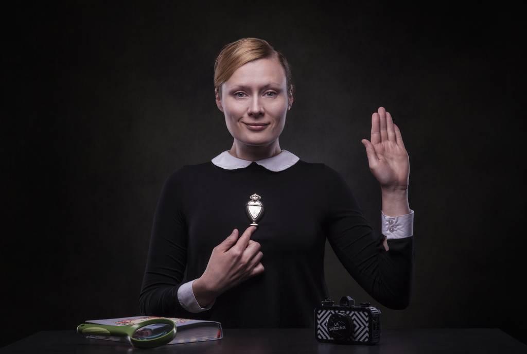Eva Kristina Mindszenti
