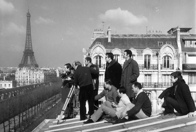 François Truffaut - Baisers Volés in 1968