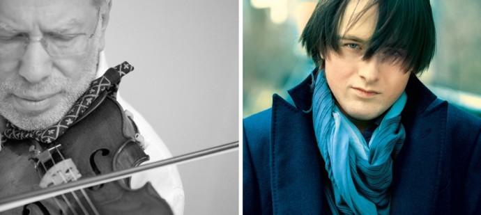 Gidon Kremer @ Alberts Linarts - Danil Trifonov @ Dario Acosta