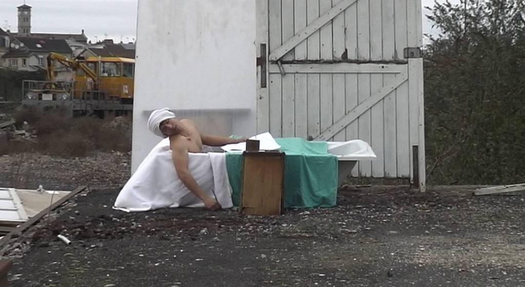 GAGELIN Franaois Vague baignoire