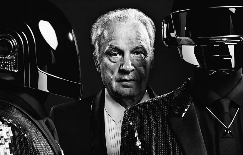 Giorgio Moroder et Daft Punk
