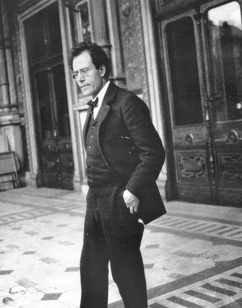 Gustav Mahler du temps de sa Troisième