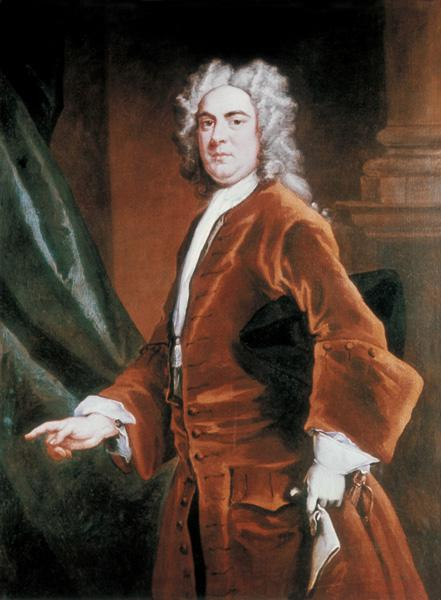 George Frideric Hændel
