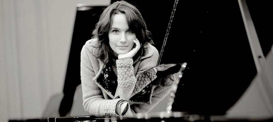 Hélène Grimaud © Mat Hennek