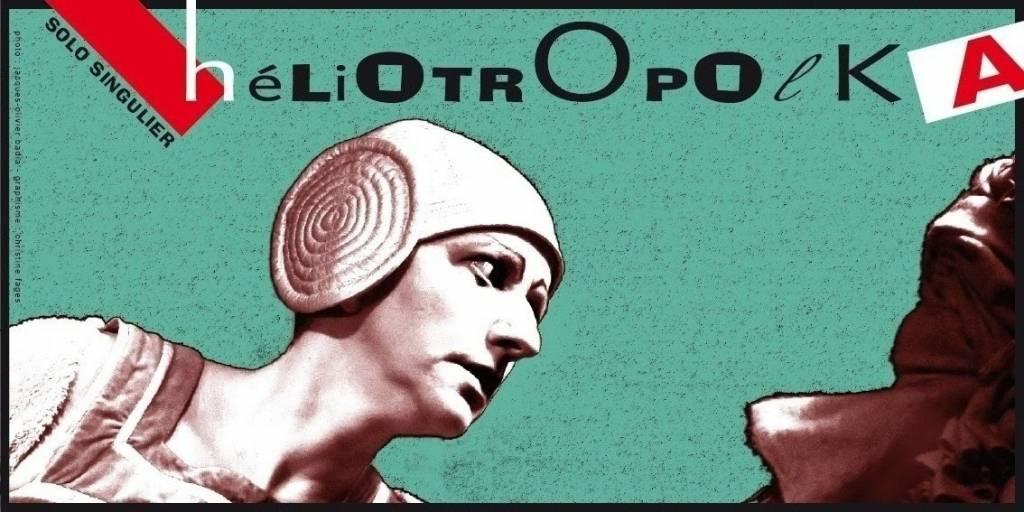 Heliotropolka - affiche