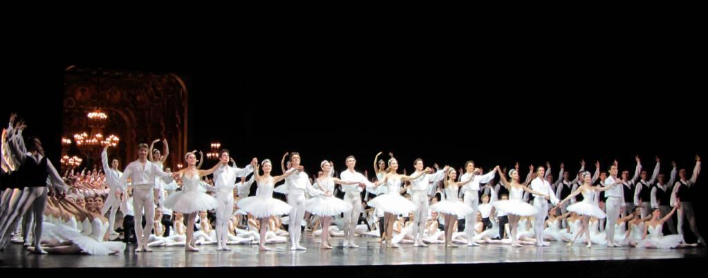 Fêtez la danse avec le Ballet