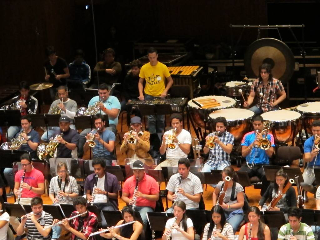 Teresa Carreño Youth Orchestra of Venezuela © MG