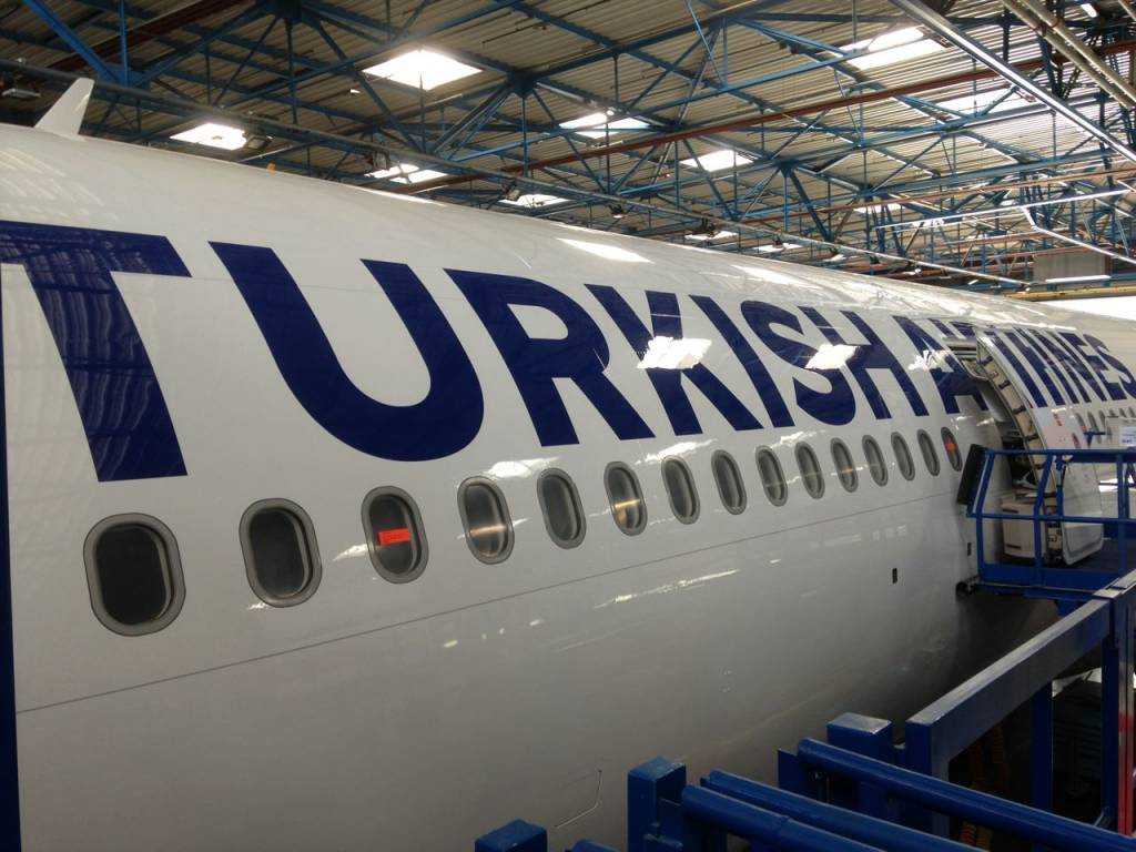 Turkish Airlines © DR