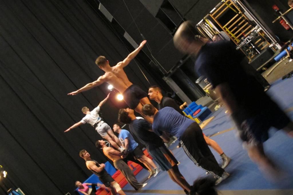 Quidam - Le Cirque du Soleil