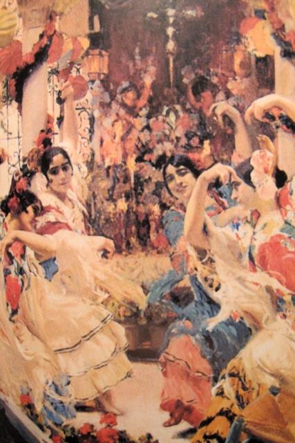 Joaquin Sorolla : El baile - extrait