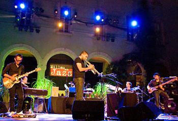 Ibrahim Maalouf Millau en Jazz 2009