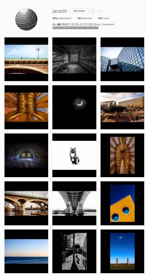 La galerie magnifique de @Jacadit, cliquez pour y accéder.