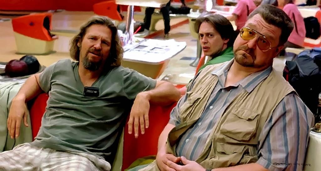 Jeff Bridges, Steve Buscemi et John Goodman - The Big Lebowski (Joel Coen)