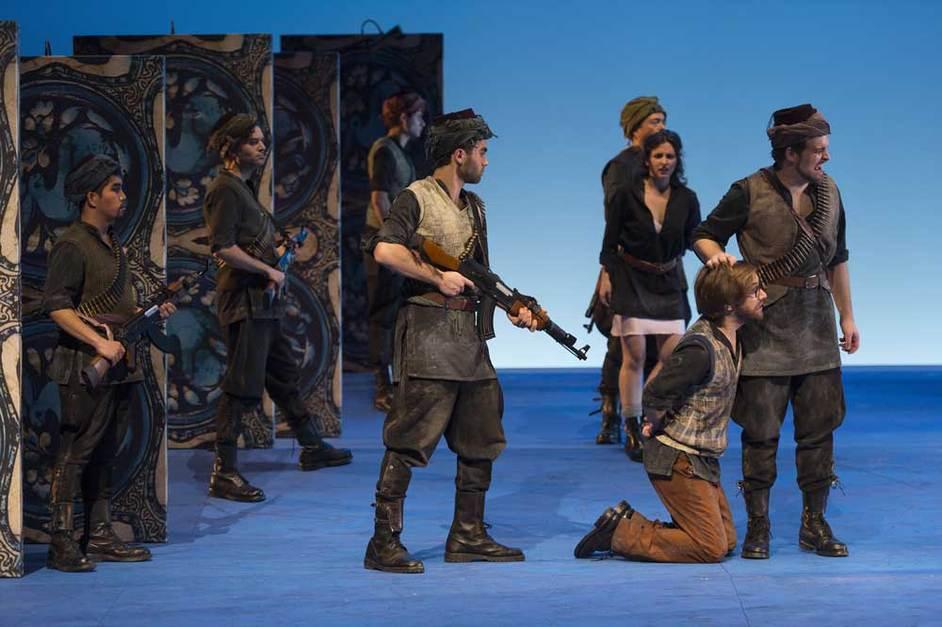 L'Enlèvement au Sérail_Tom Ryser © Alain Wicht -- Opéra de Fribourg