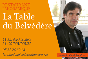 La Table du Belvédère