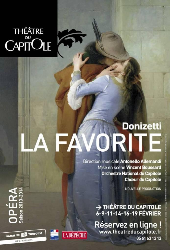 La Favorite - Théâtre du Capitole