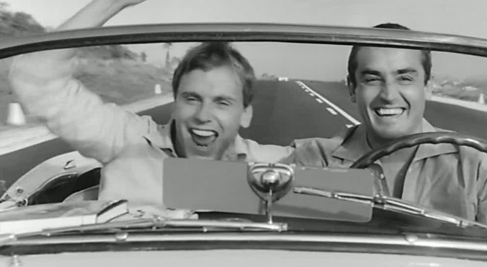 Le Fanfaron de Dino Risi - Jean-Louis Trintignant / Vittorio Gassman