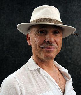 Le compositeur Patrick Burgan
