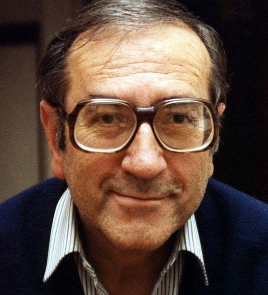 Le poète québécois Gaston Miron