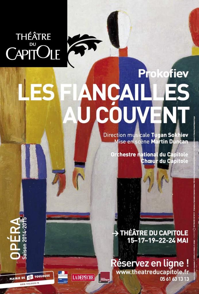 Les Fiançailles au couvent - Théâtre du Capitole