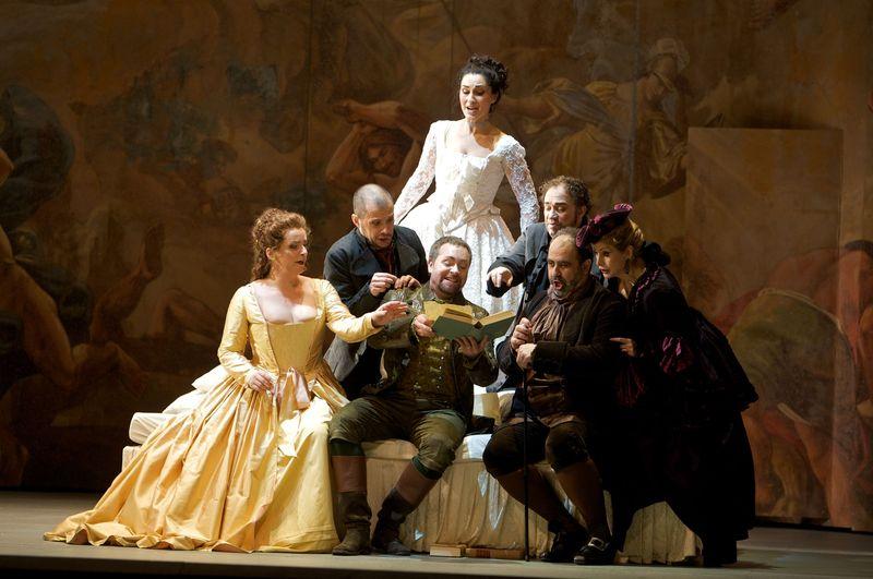 Les Noces de Figaro - Marco Arturo Marelli_ph. Patrice Nin 2008