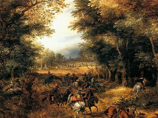 Les Paladins-Rameau
