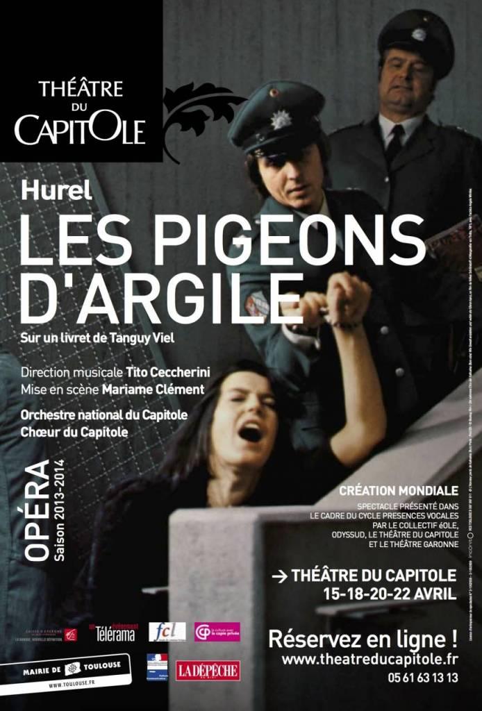Les Pigeons d'argile - Théâtre du Capitole