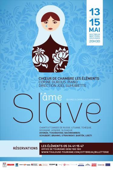 Les Eléments - L'âme Slave