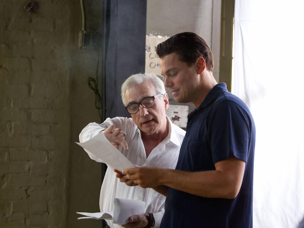 Le Loup de Wall Street - Martin Scorsese avec Leonardo DiCaprio