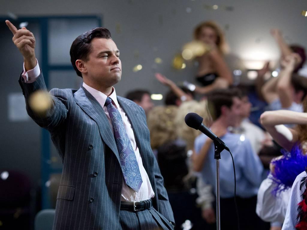 Le Loup de Wall Street  - Leonardo DiCaprio