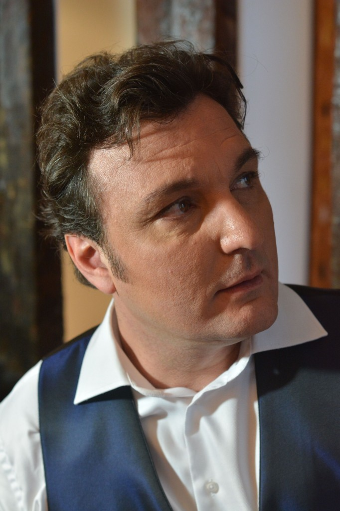 Ludovic Tézier (Rigoletto) crédit photo : Elie Ruderman