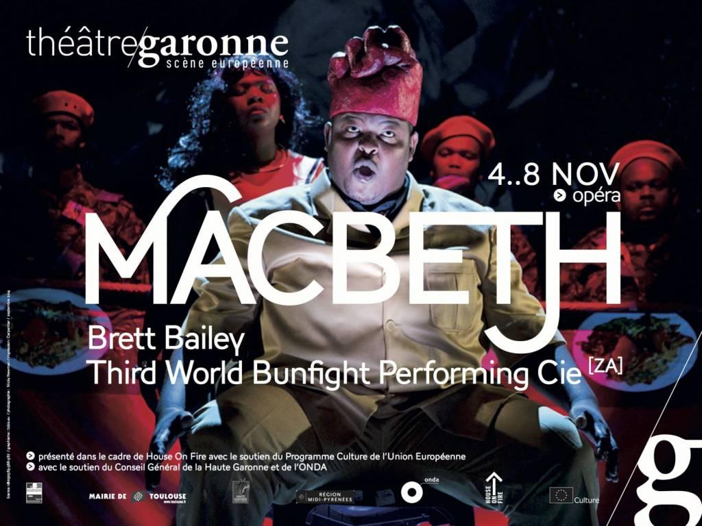 Macbeth - Brett Bailey