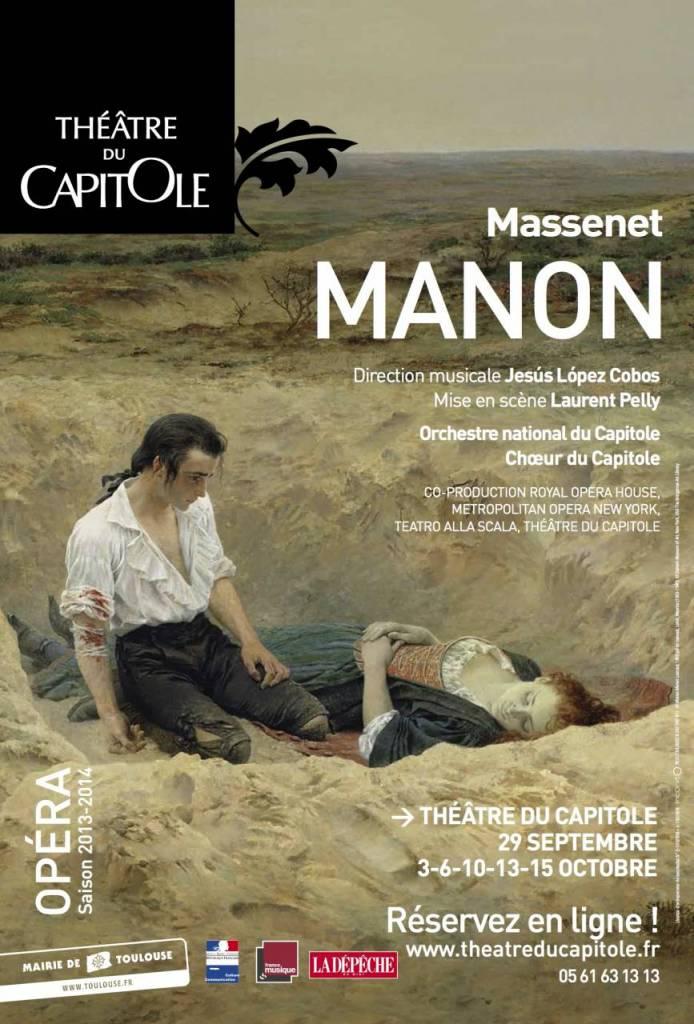 Manon - Théâtre du Capitole