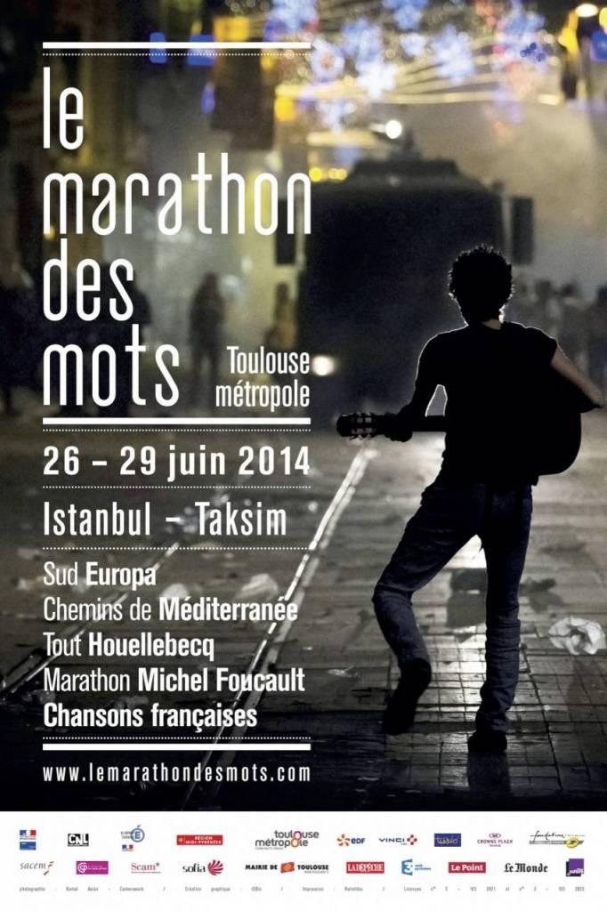 Marathon des Mots - édition 2014