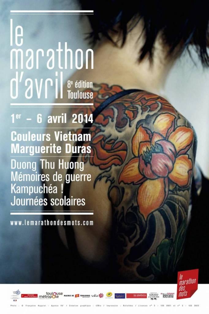 Le Marathon d'avril