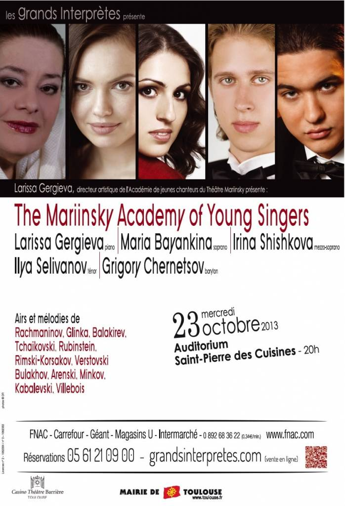 The Marrinsky Academy of Tong Singers