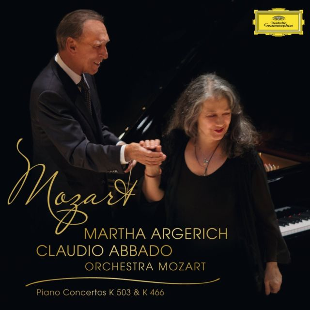 Martha Argerich / Claudio Abbado
