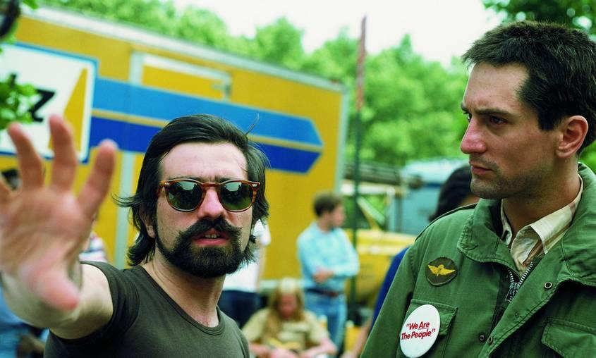 Martin Scorsese et Robert De Niro